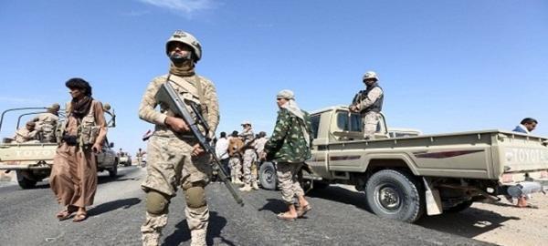 القوات الحكومية تطهر مواقع جديدة شرق صنعاء