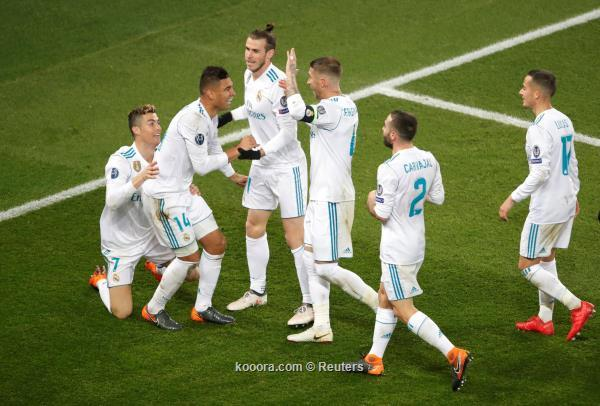 ريال مدريد يقسو على سان جيرمان ويتأهل لربع النهائي