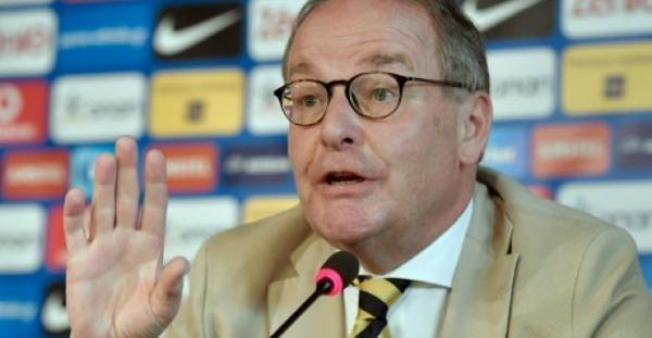 الفيفا يحذر من ان كرة القدم في اليونان باتت &#34على شفير الهاوية&#34