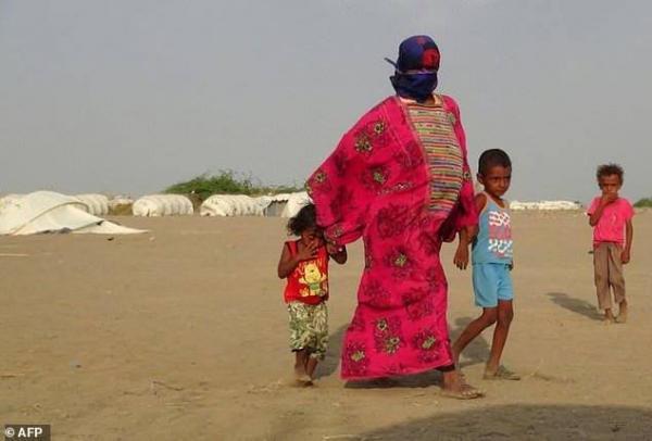مليشيا الحوثي الارهابية حولت مدينة الحديدة الى سجن وابناء المدينة يستغيثون لانقاذهم
