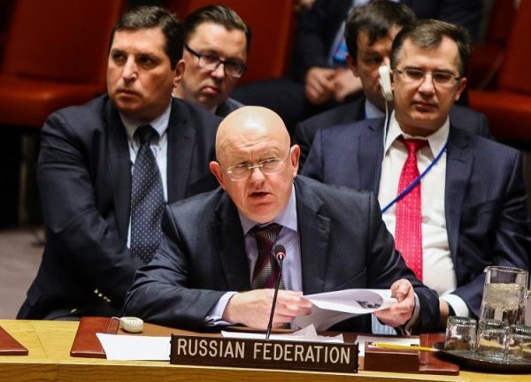 روسيا تطلب عقد جلسة لمجلس الأمن غدا بخصوص قضية سكريبال