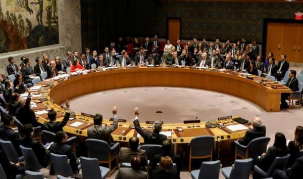 مجلس الأمن يصوّت ضد مشروع قرار روسي يدعم تحقيقا لمنظمة حظر الاسلحة الكيميائية في سوريا
