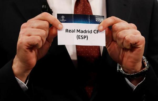 ريال مدريد يواجه بايرن ميونيخ بقبل نهائي دوري أبطال أوروبا للقدم