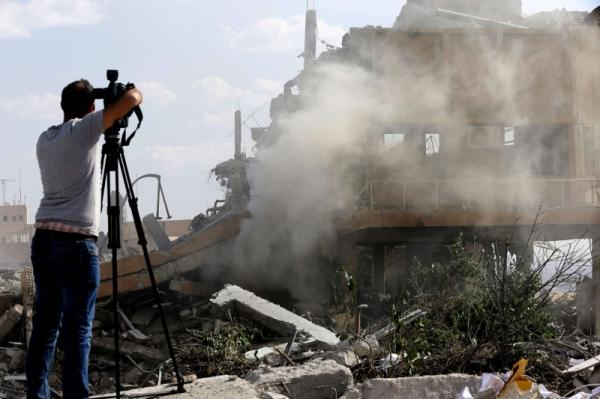 السرّ وراء قصف فرنسا مركز بحوث برزة السوري