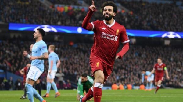 محمد صلاح في قائمة المرشحين لجائزة &#34لاعب العام&#34 بالدوري الانجليزي