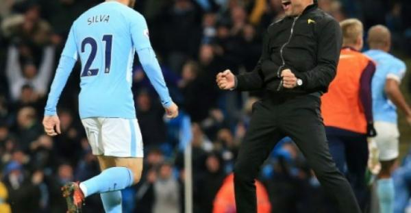 بطولة انكلترا: مانشستر سيتي يتوج باللقب بعد خسارة مفاجئة ليونايتد