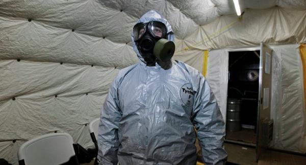 لجنة تحقيق الأسلحة الكيميائية تباشر عملها في دوما