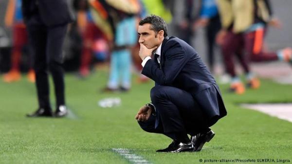 خمسة أسباب قد تدفع برشلونة إلى إقالة فالفيردي!