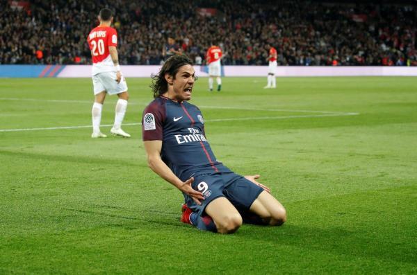 سان جيرمان يسحق موناكو ويحرز لقب الدوري الفرنسي