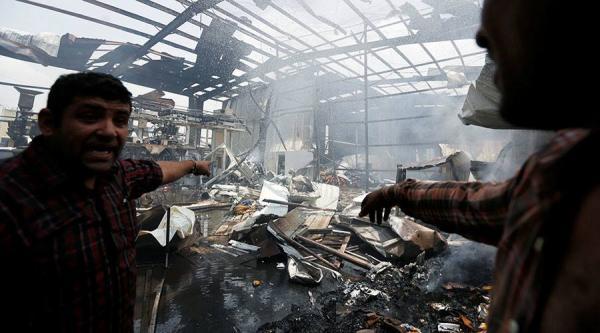 مجلة &#34ذي اتلانتيك&#34 الامريكية: ما الذي يحدث في اليمن بحق الجحيم؟