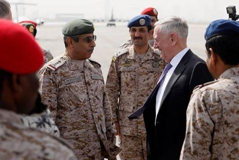 وزير الدفاع الأمريكي يدعو العودة إلى محادثات السلام