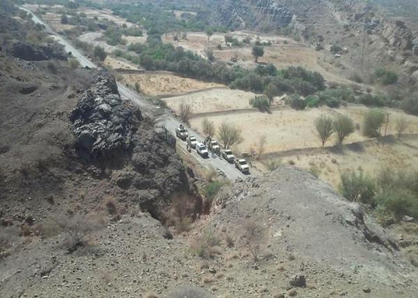 السيطرة على مواقع جديدة في القبيطة وقطع خطوط إمداد الحوثيين شمال المديرية