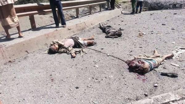 العدوان على اليمن.. مسؤول أمني يكشف عدد ضحايا الغارات على المواطنين في إب (تصريح)