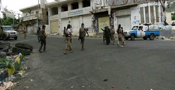 نجاة قائد ميداني في اللواء 35 مدرع من محاولة اغتيال بتعز