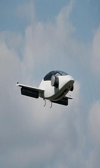 الكشف عن &#34تاكسي طائرة&#34 مستقبلية تنقل عددا من الركاب