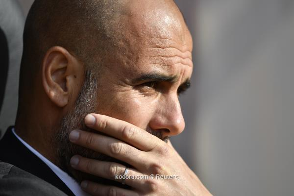 مانشستر سيتي يفتح خزائنه أمام جوارديولا