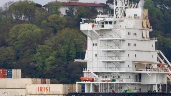 سفينة للحرس الثوري الإيراني مدرجة بقائمة العقوبات تتجه لميناء مصراتة الليبي
