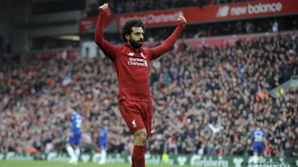 ليفربول يحدد مبلغا فلكياً للتخلي عن نجمه محمد صلاح