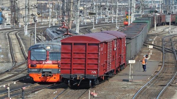 الصين تستقبل أول قطار بضائع روسي