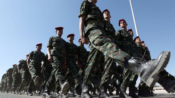 """الجيش اليمني الثامن عربياً في تصنيف """"غلوبال فاير باور"""""""