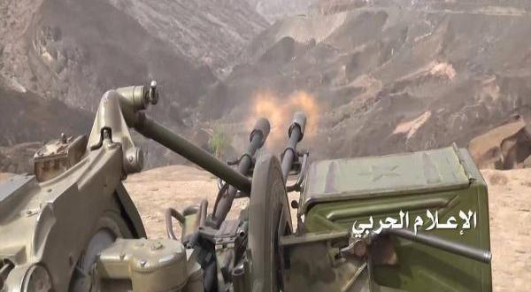 الجيش يقصف تجمعات المرتزقة بمأرب والجوف ويؤمّن مواقع في الأخيرة