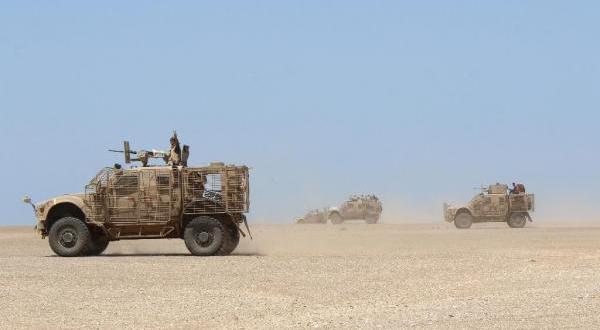 كسر زحف لقوات سعودية بغطاء جوي في ميدي الحدودية