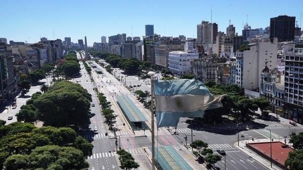 إطلاق اسم روسيا على ساحة في عاصمة الأرجنتين