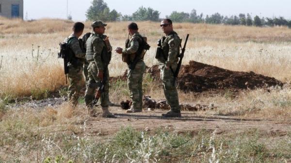 &#34داعش&#34 يهاجم قاعدة بها مستشارون أمريكيون في العراق