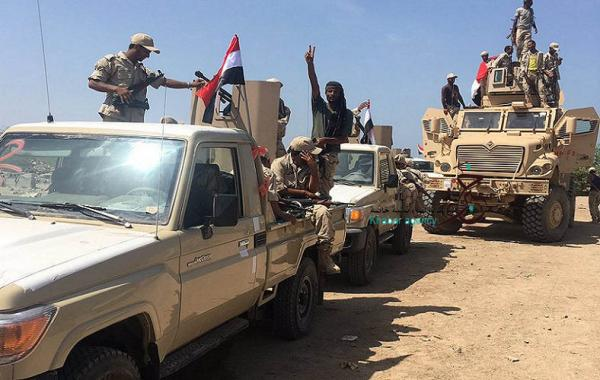 Final Preparations For A Large Scale Military Operation To Liberate Hodeidah