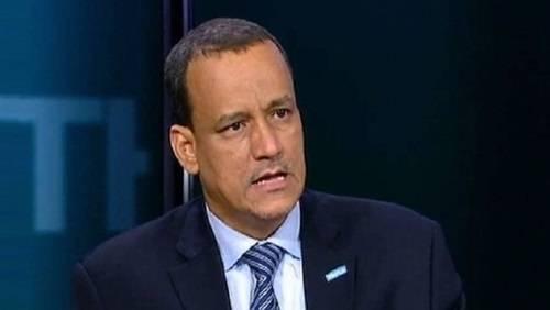 المبعوث الأممي إلى اليمن يلتقي قيادات حزب صالح