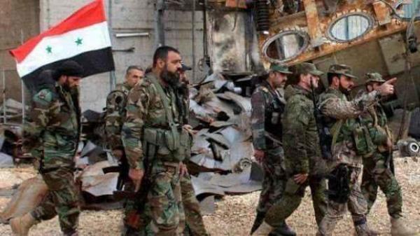 الجيش السوري يستعيد السيطرة على مطار الجراح العسكري بريف حلب