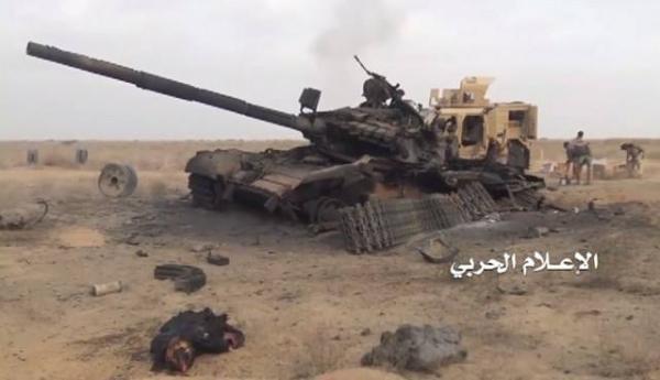 بالصور- ميدي.. محرقة الجيش السوداني ومرتزقة العدوان