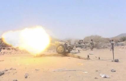 اليمن| معارك عنيفة في مأرب.. والقذائف تطال النازحين