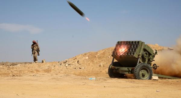 الجوف: قصف متبادل بالمدفعية والهاون في المتون