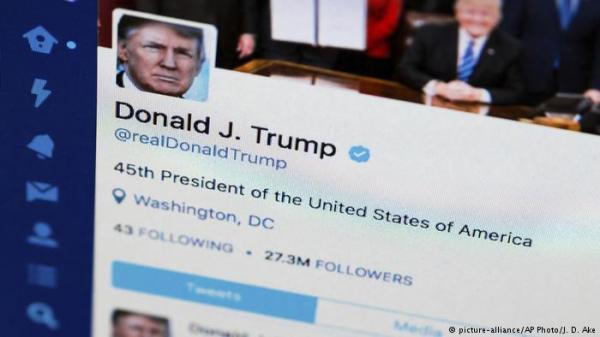 بأمر المحكمة.. ترامب ممنوع من حجب مغردي تويتر