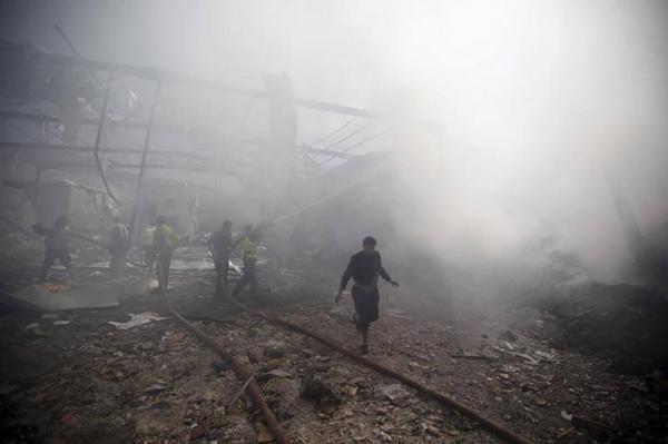 الغارديان: منح السعودية بطاقة مجانية لقتل المدنيين في اليمن