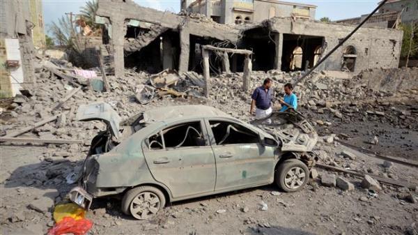 مشرعون أمريكيون: نحن في حالة حرب في اليمن