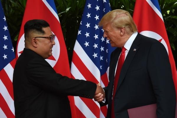 كيم يقبل دعوة ترامب لزيارة الولايات المتحدة