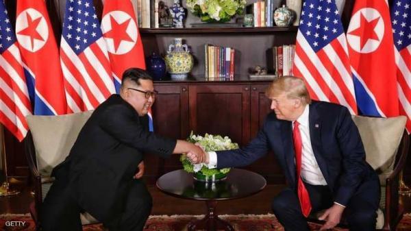 ترامب يعلن &#34حل الجزء الاكبر&#34 من مشكلة كوريا الشمالية