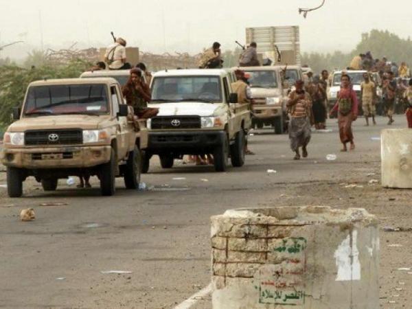 القوات المشتركة تؤمن المدخل الجنوبي لمطار الحديدة وتنفذ عملية التفاف على المليشيا