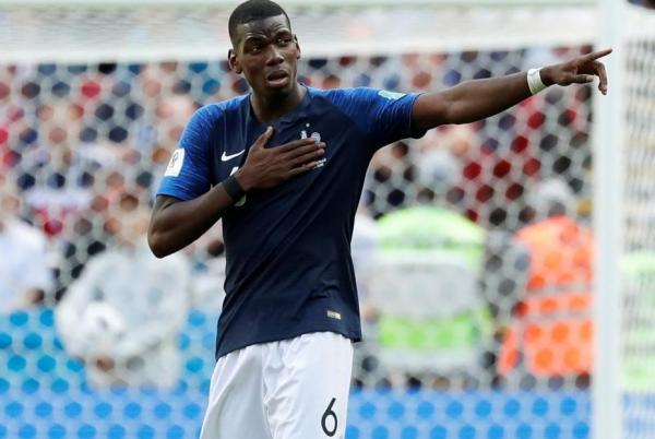 بوجبا يمنح فرنسا الفوز 2-1 والتكنولوجيا تلعب دورا كبيرا