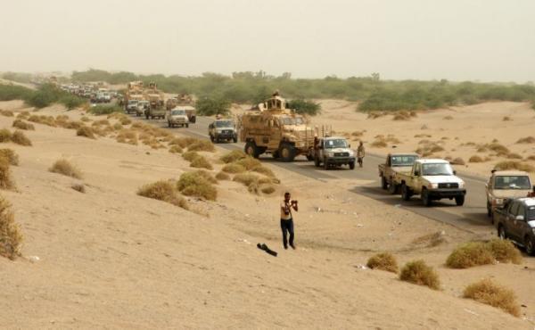 بعد تطويق مليشيا الحوثي وشل حركتها.. القوات المشتركة تعلن جهوزيتها لحسم معركة مطار الحديدة