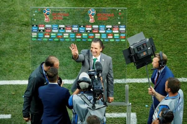 السعودية تكافئ المدرب بيتزي بعقد جديد حتى كأس آسيا 2019