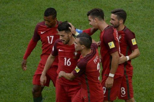 كأس القارات 2017: نزال أوروبي-أميركي جنوبي بين البرتغال وتشيلي على بطاقة النهائي