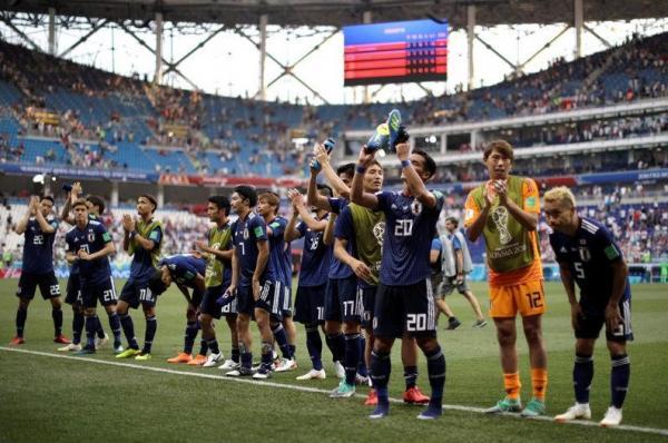 اليابان تبلغ دور 16 في كأس العالم رغم الخسارة من بولندا