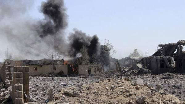 8 غارات سعودية على محافظة صعدة