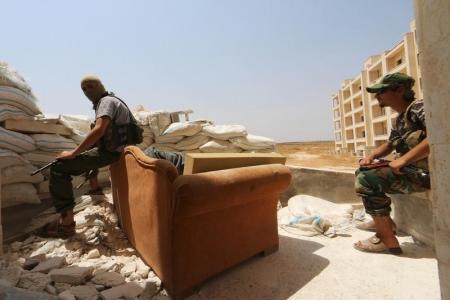 جبهة النصرة تأسر قائد جيش التحرير المدعوم أمريكيا وعشرات من رجاله في شمال سوريا