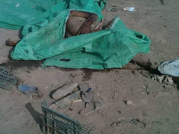 إعلام أمريكي يوثق: &#34بحر من الدماء&#34: مجازر الاثنين على أسواق شعبية في اليمن، سيتم تجاهلها لأن وراءها الولايات المتحدة والسعودية (ترجمة)