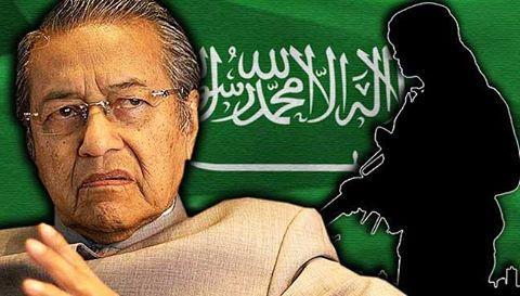 مهاتير محمد: السعودية متورطة في اليمن وليست شريكاً مناسباً لمحاربة الإرهاب