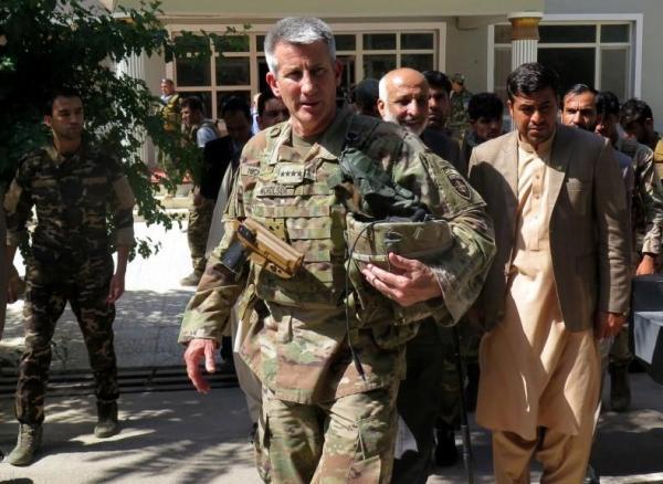 جنرال أمريكي: أمريكا مستعدة لمحادثات مباشرة مع حركة طالبان